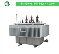 gold quality tranformer oil immersed 10kv three phase distribution transformer reasonable price