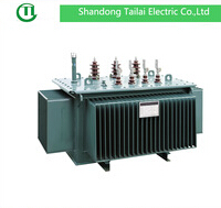 ISO approved low price 1000kva oil immersed distribution transformer