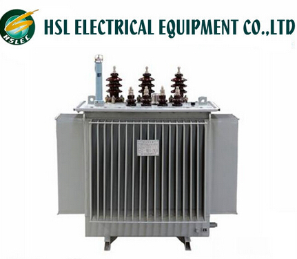3 Phase electrical equipment 600Kva oil type transformer