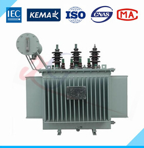 S11 Series 30KVA Three-phase Double-wingding Oil-immersed Distribution Transformers with off-circuit tap Changer