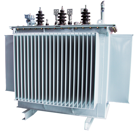 Laminated core transformer