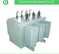 SBH15 series voltage transformer ,3 phase 50kva transformer