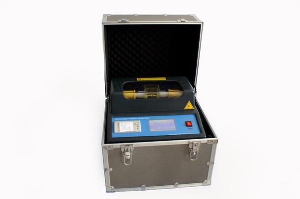 HZJQ-1 Protable 100kv High Voltage Transformer Oil BDV Test Kits