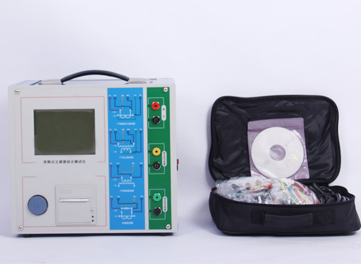 HZCT-100 Portable CT PT Transformer Comprehensive Analyzer