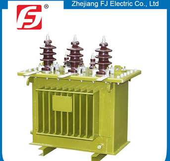 New Design Pole Mounted 11KV Three Phase Oil Filled 50KVA Transformer