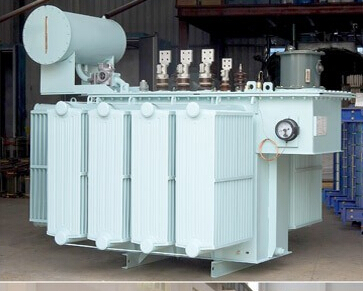 35kV three-phase SZ11 800~31500kVA with on-load tap changer/high capacity oil immersed power transformer