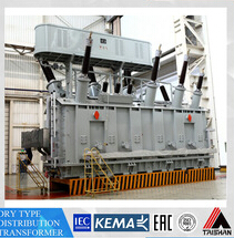 China famous brand HV power usage main transformer supplier