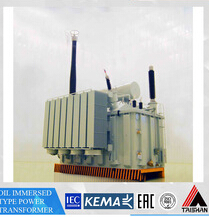 China famous brand HV oil immersed power transformer price supplier