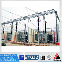 Chinese high quality HV power transformer price supplier