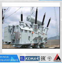 High quality IEC KEMA HV power usage transformer supplier