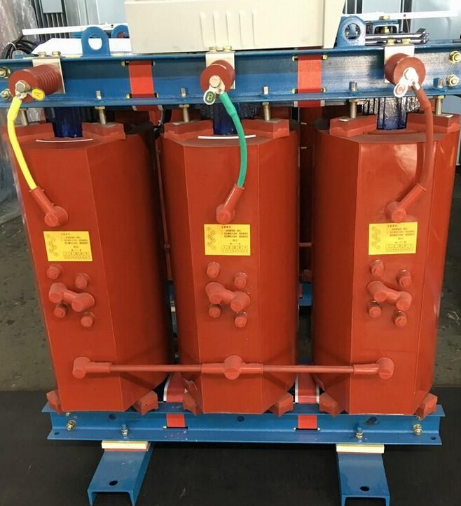 SC(B)10 series resin-insultated dry-type transformer of class 10kv