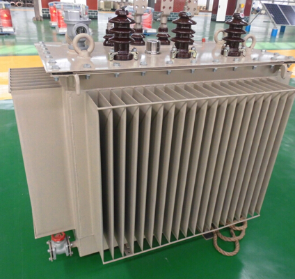 S9 S10 S11 S13 10KV-35KV oil immersed ru electronic transformer