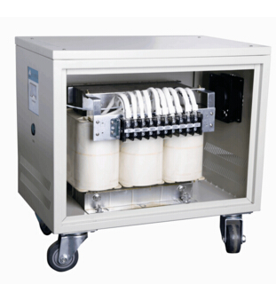Shenzhen Customized Single Phase 220v to 380v 3kva Transformer with Best Price