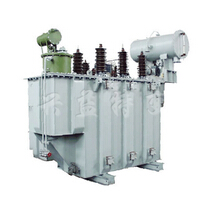 Three phase S11 No excitation voltage regulation oil type power transformer