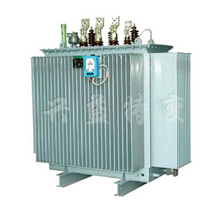 10kv/35kv Three phase S11 No excitation voltage regulation oil type power transformer