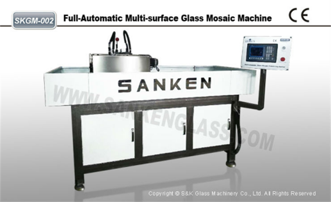 Glass Mosaic Machine
