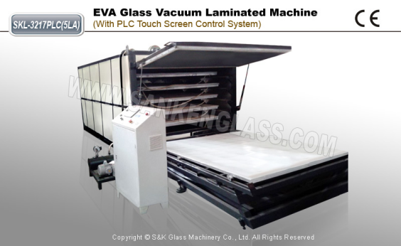 Glass Laminating Machine:
