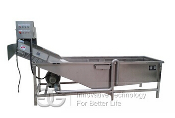 Chicken Feet Skin Peeling Machine Product Line