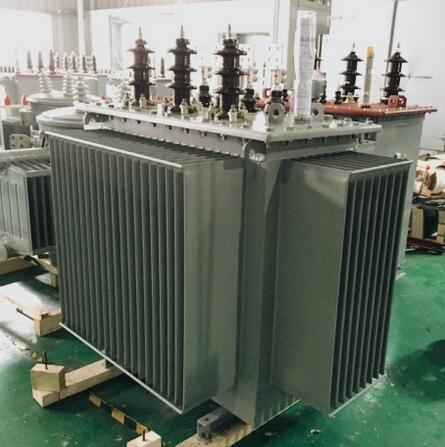 FARADY 10kv 6kv 400kva three phase oil immersed power transformer
