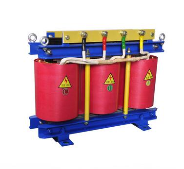 SCB10 series three phase resin-cast dry-type distribution transformer