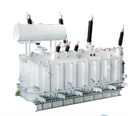 220kV three phase on load voltage regulator HV power transformer
