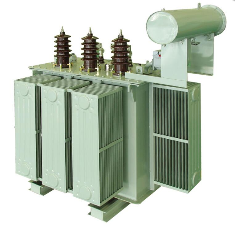 20kV, S11-M 3phase oil-immersed power transformer with no-load tap changer