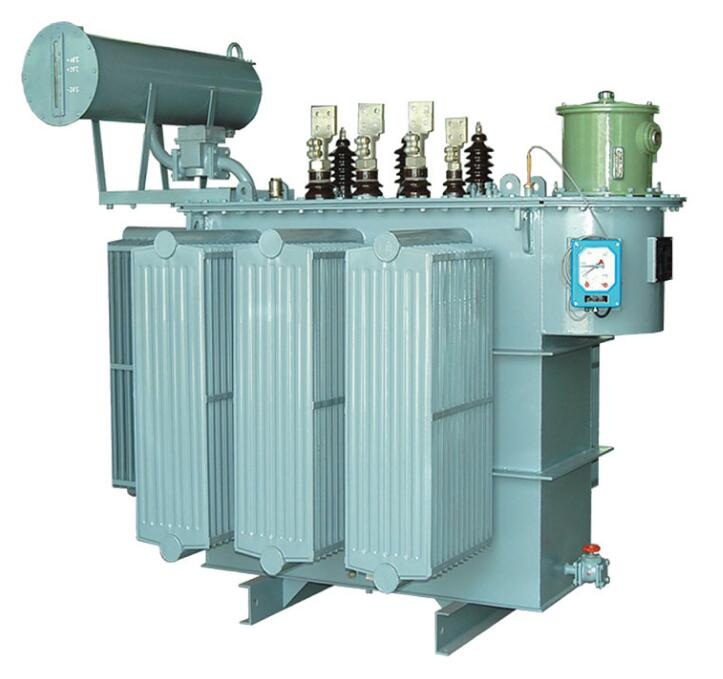 SZ series three pahse oil-immersed on-load tap power transformer