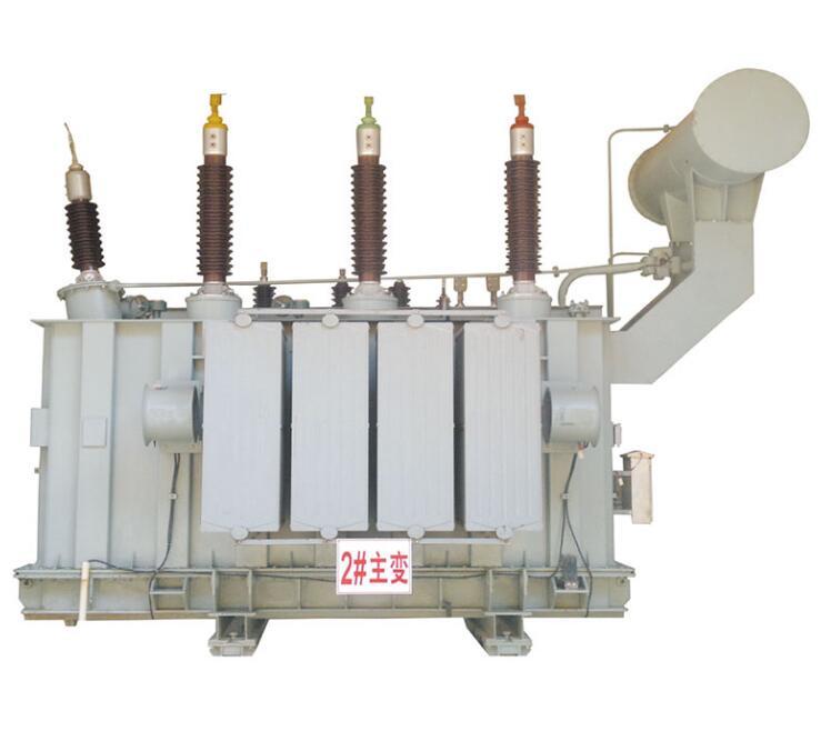110KV 66KV series three phase two winding power transformer