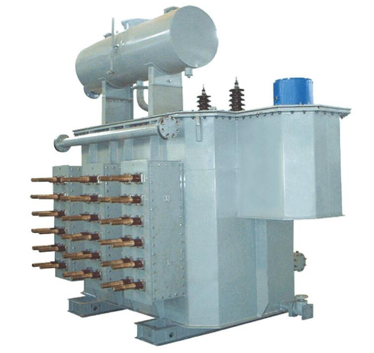 D-single phase,S-three phase electric arc furnace tracsformer