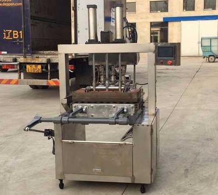 Custom printed ice cream cone baking machine