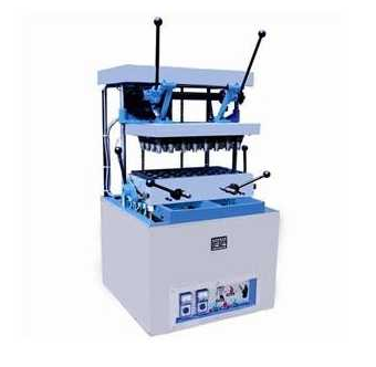 Ice cream sugar cone baking machine with CE approval