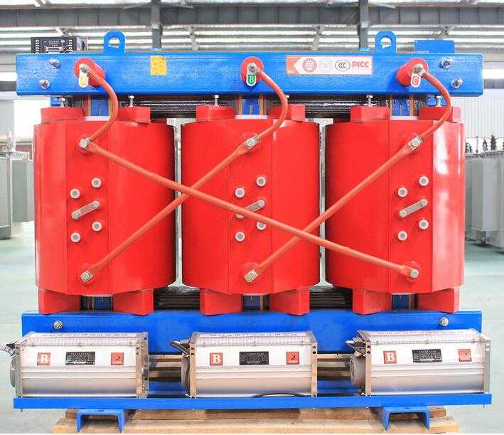 SCB11 IEC Standard Expoxy resin dry type distributing transformer