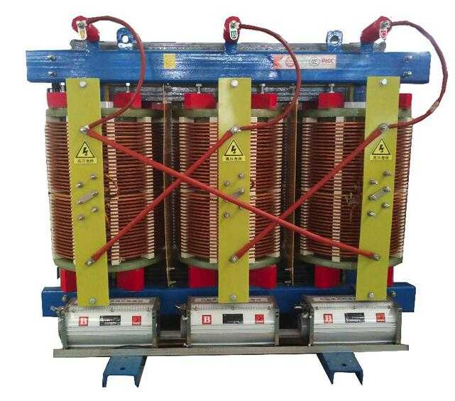 50/60Hz IEC Standards open dry type voltage step down transformer