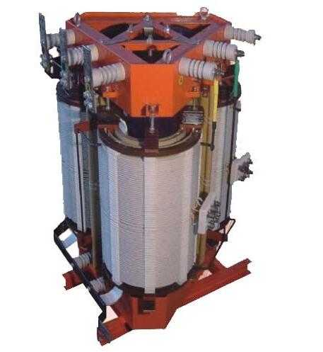 ISO9001:2008 2500kva wound core dry type transformer
