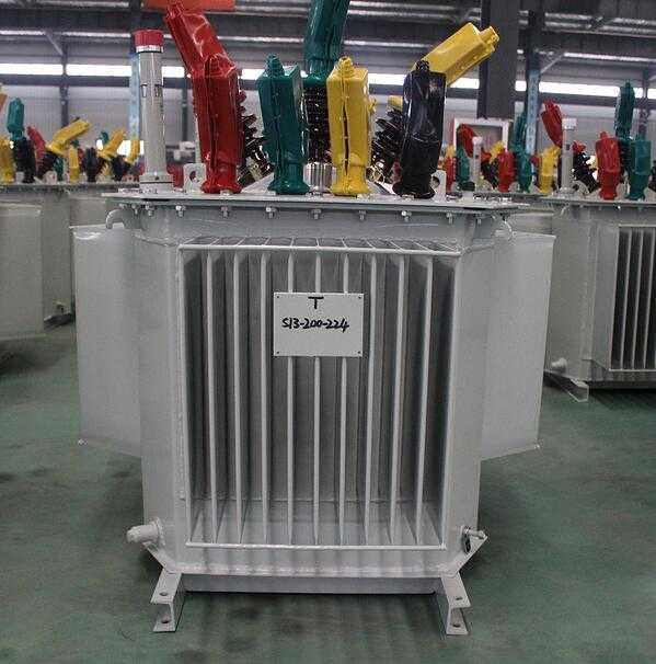 ISO9001:2008 30-3500kva wound core oil immersed transformer