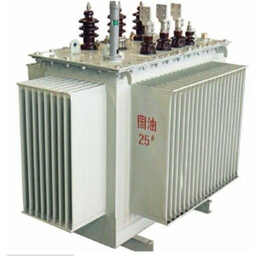 5-35kV Three-dimensional wound core oil immersed transformer