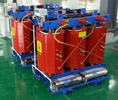 SCB10 IEC Standard 30-16000kva single phase dry type transformer