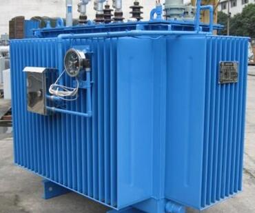 S11 30KVA-1600KVA oil filled three phase distribution transformer