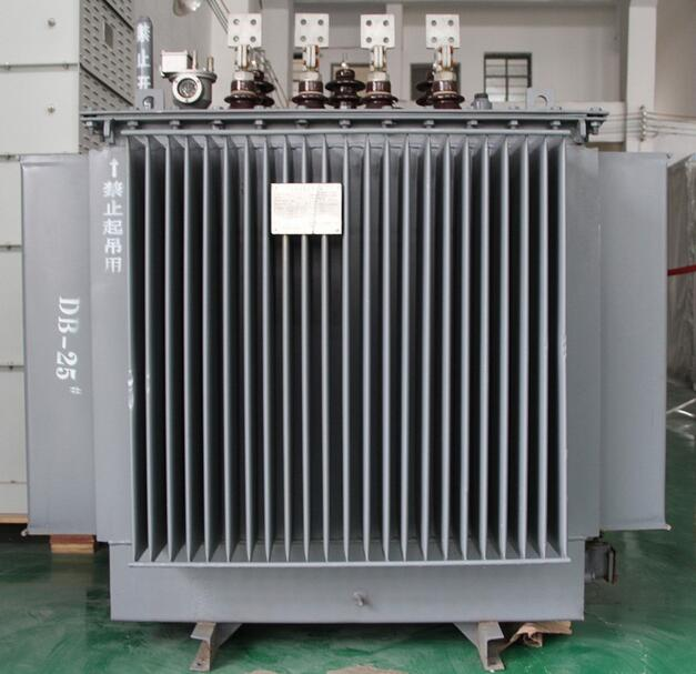 S11 30kVA~2500kVA Oil Immersed Distribution Power Transformer