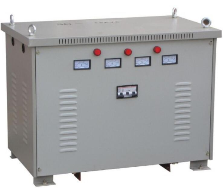 RoHs CE ISO9001 50Hz/60Hz Three Phase Dry Type Transformer