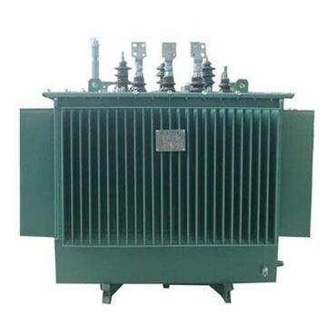 ISO9001 10kV-35kV oil immersed power distribution transformer