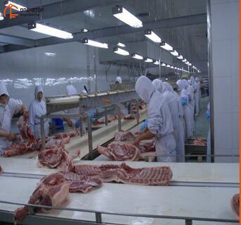 Pig Slaughter Machine Pork Slaughterhouse Pork Slaughter Line