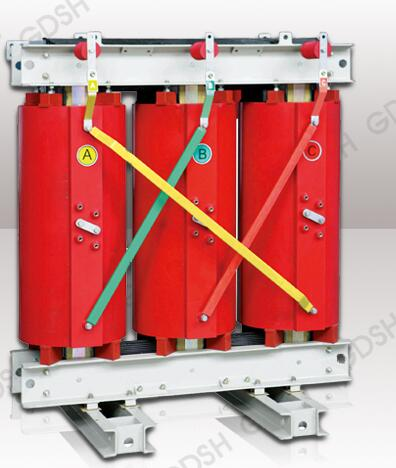 Three Phases Epoxy Resin Electrical  Dry Type Power Transformer