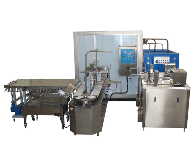 2017 popular Ice Cream Extrusion Line wholesale