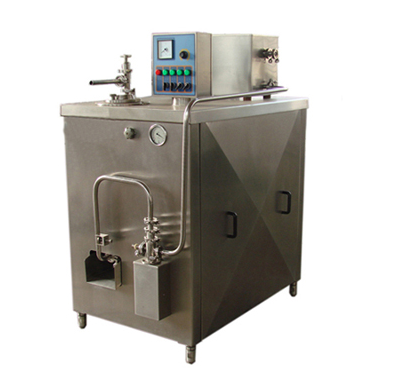 Continuous fluorine ice cream Freezer