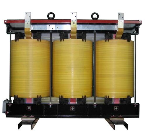 50/60HZ three phase Non-encapsulated H class dry-type transformers