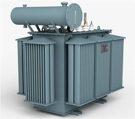 China Three phase, 50Hz or 60Hz Power Distribution Transformer