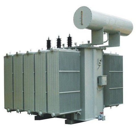 IEC60076 Standard Oil type three phase 110kV Power Transformer