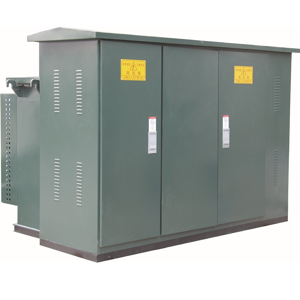 S11 3.6 kV~245 kV Copper Winding Three Phase Pad Mounted Transformer