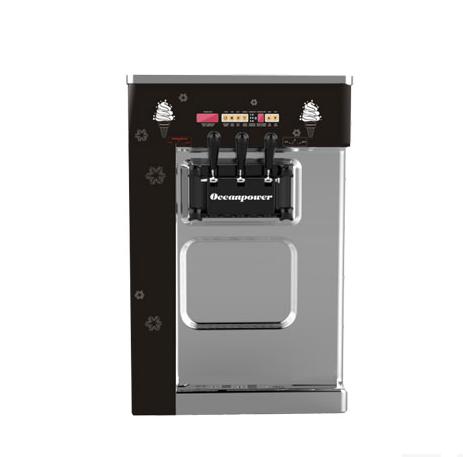 Classic Table top Twin twist flavor ice cream machine